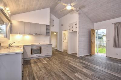 Bega Cottage Finished - Kitchen closer